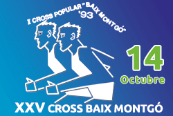 Cross Baix Montgo 2017