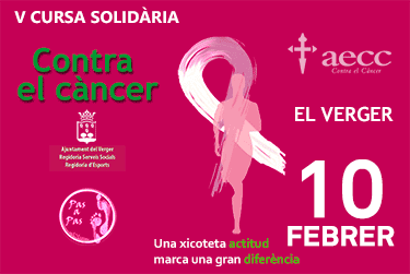 Cursa Contra el Cancer El Verger